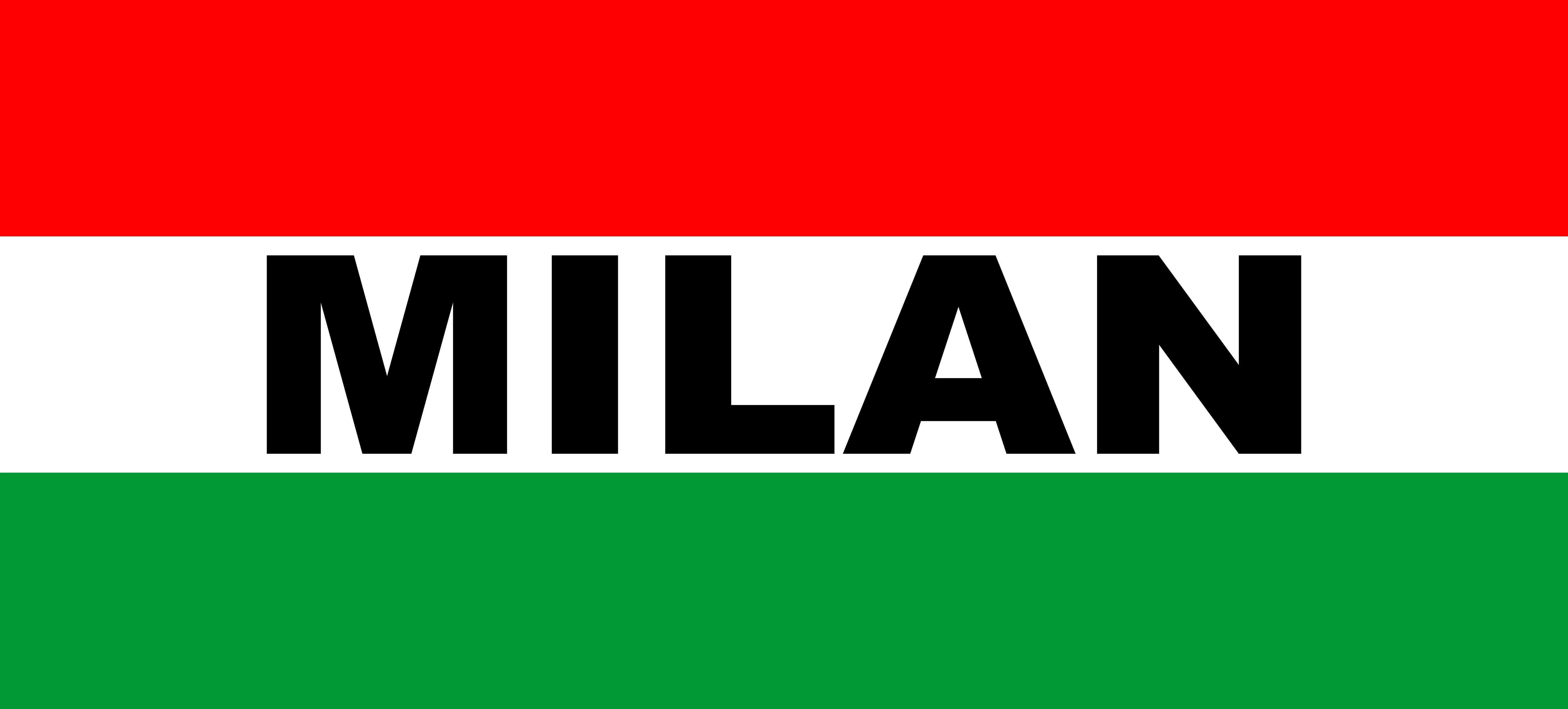 милан_лого с фоном